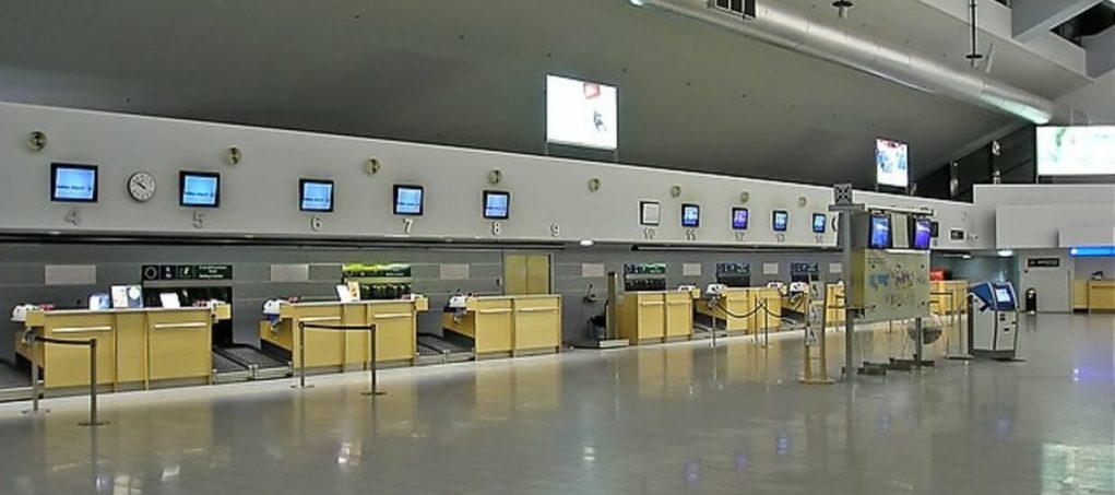 Табло аэропорта Хабаровск