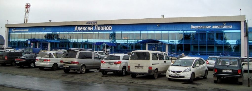 Аэропорт Кемерово: парковка