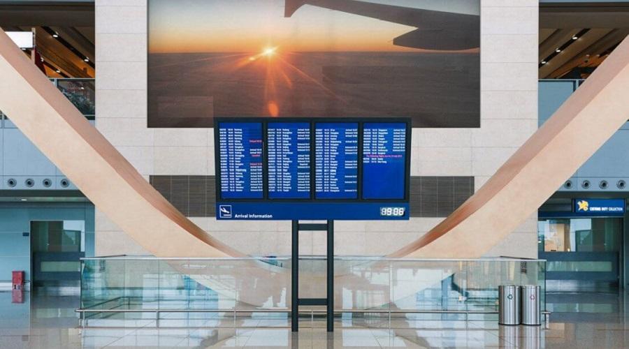 Аэропорт Омск: телефон