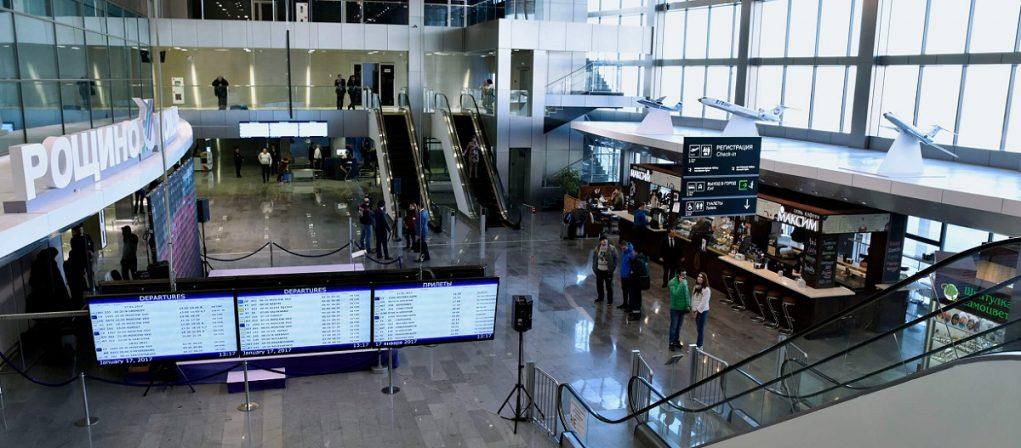 Аэропорт Рощино: онлайн-табло вылета и прилета