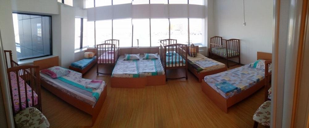 Аэропорт Рощино Тюмень комната матери и ребенка