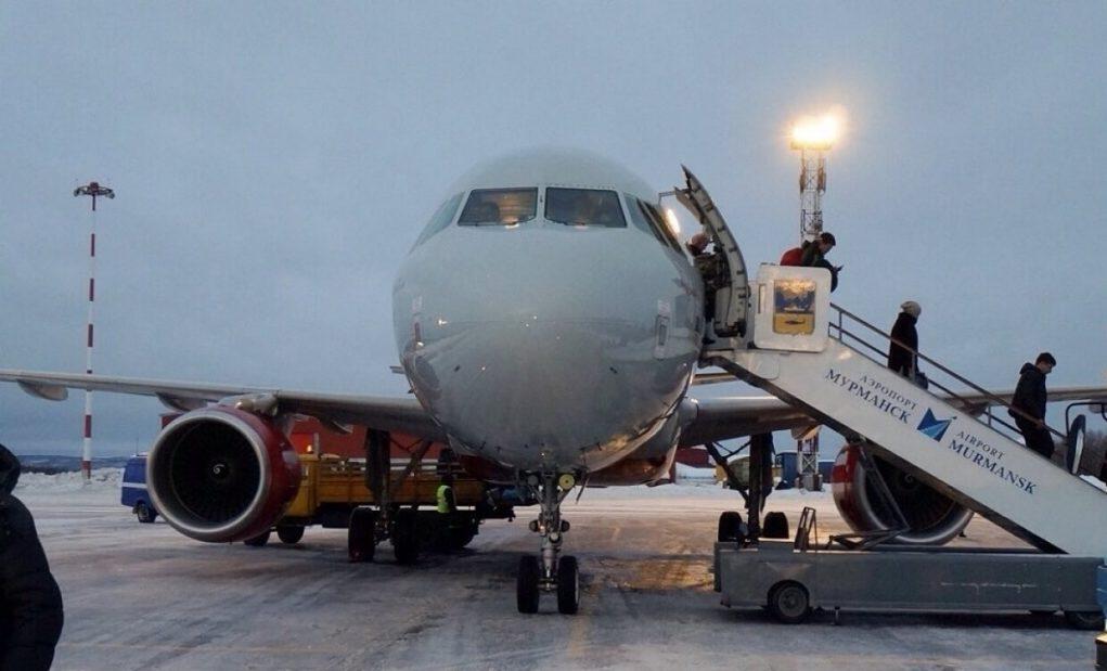 Мурманск аэропорт: онлайн-табло прилета