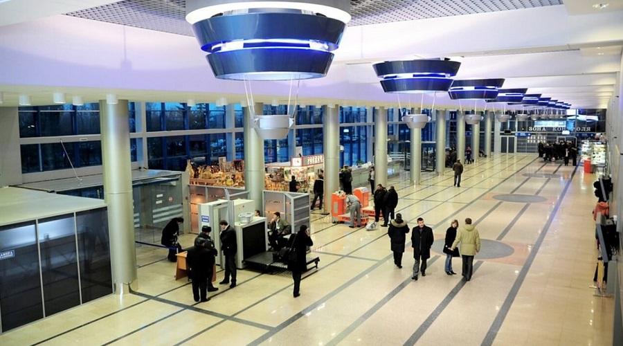 Расписание: аэропорт Омск