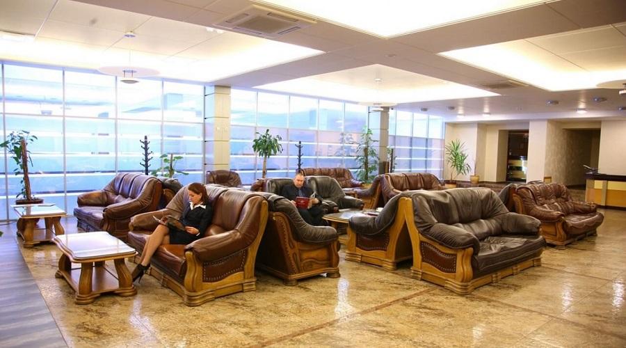 Вип-зал аэропорта Омск