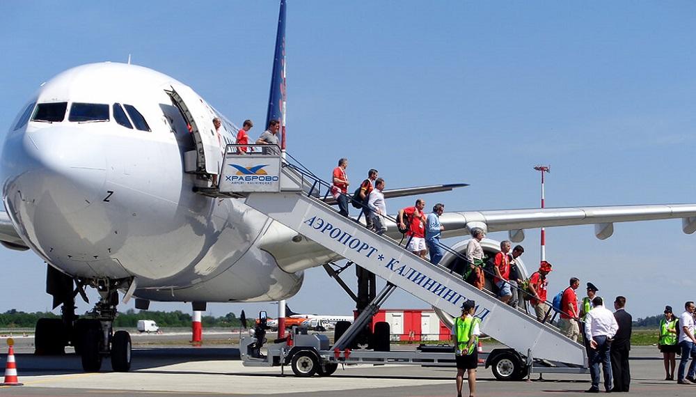 Калининград аэропорт: онлайн-табло прилета на сегодня