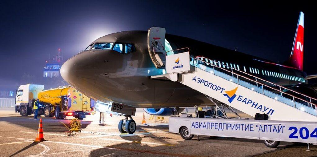 Аэропорт Барнаул: онлайн-табло прилета на сегодня и завтра