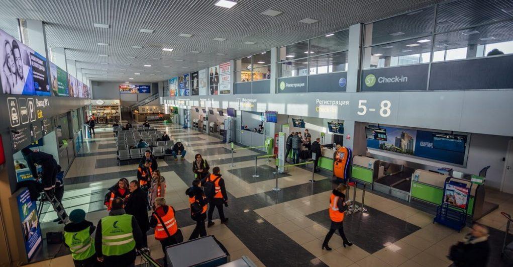 Аэропорт Воронеж: онлайн-табло вылета на сегодня и завтра