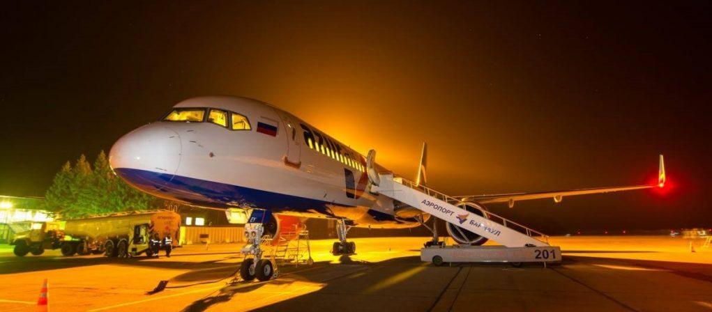 Табло прилета аэропорт Барнаул