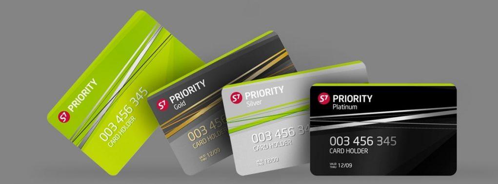 Бонусная программа «S7 Priority»