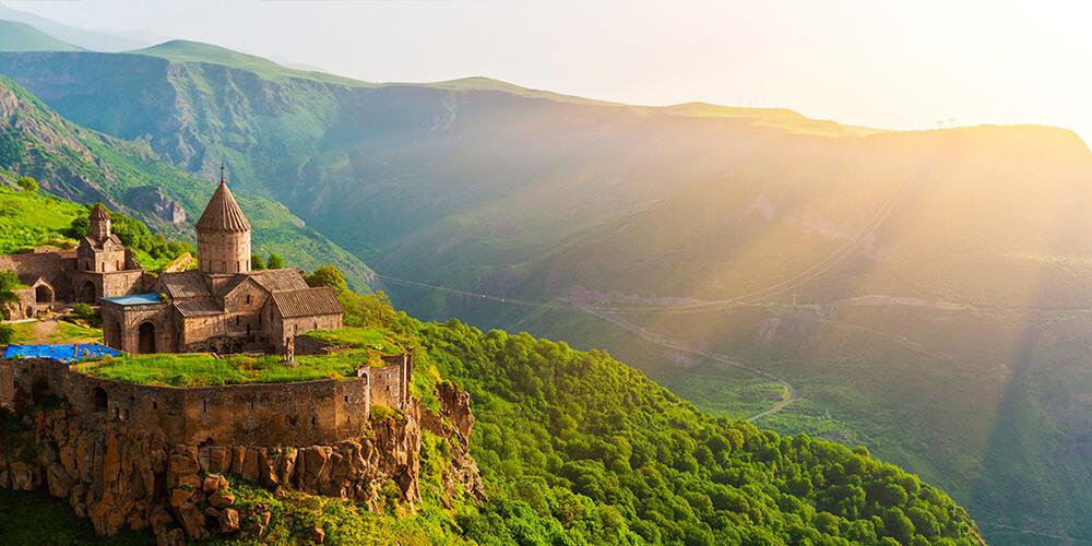 Туры в Армению с туроператором Алеан