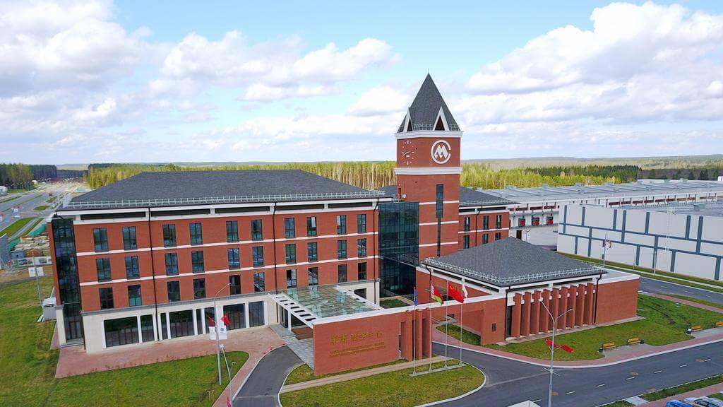 Бизнес-центр Чайна Мерчантс