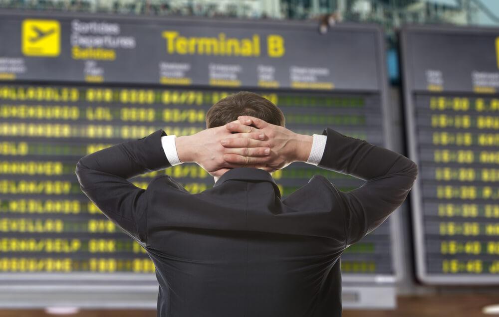 Онлайн-табло аэропорта Анталия