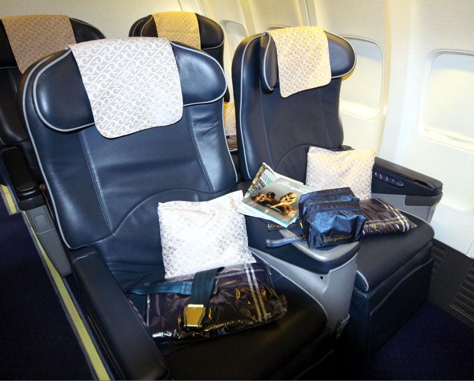 Боинг 737-800 Бизнес класс