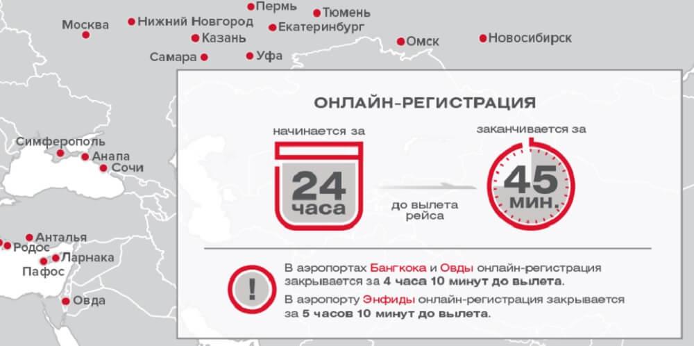 онлайн-регистрация Россия