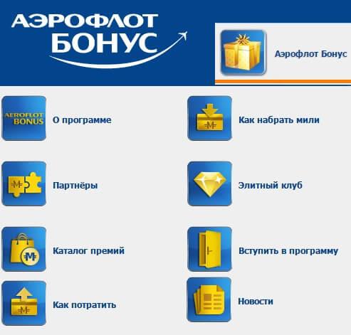 Россия авиа бонусная программа
