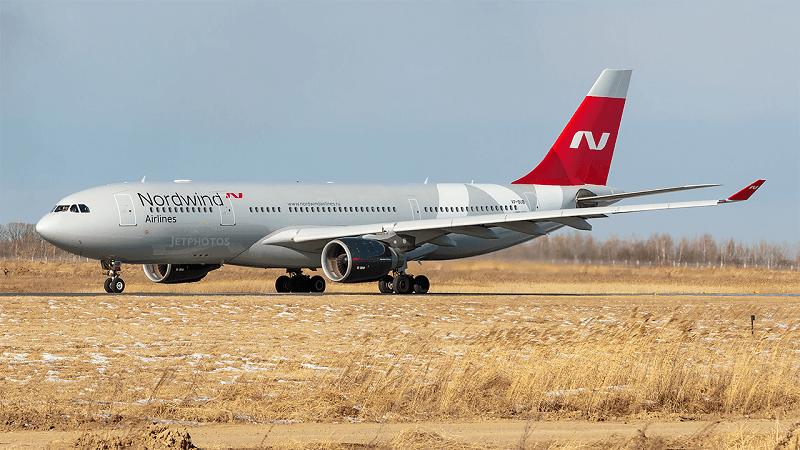 Авиапарк Nordwind