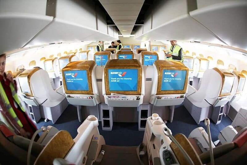 Авиакомпания «Азур Эйр»