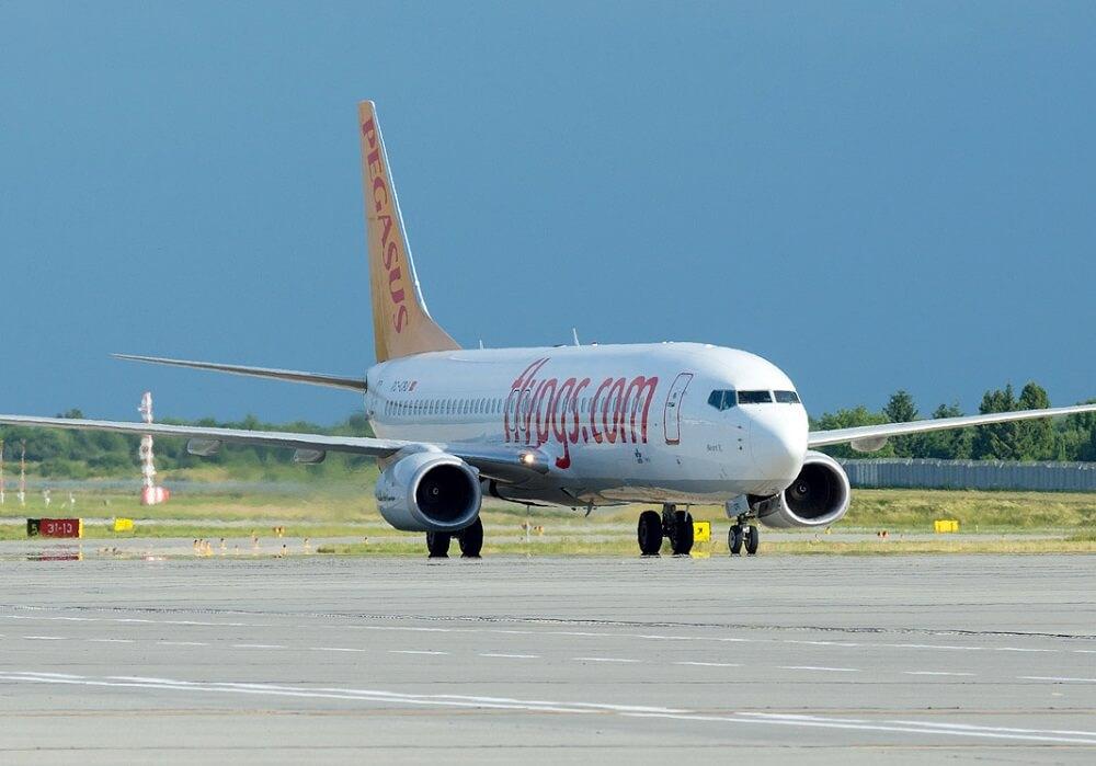 «Пегасус» - бюджетная авиакомпания