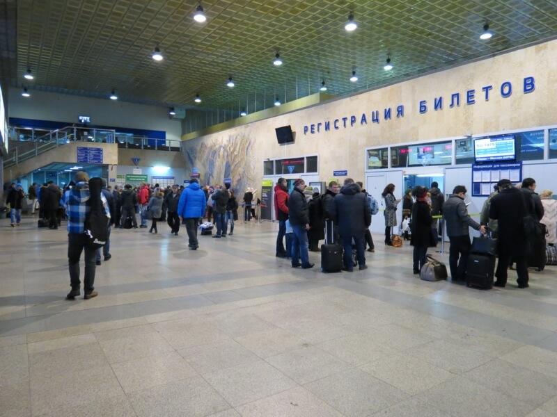 Аэропорт Абакан (АВА)