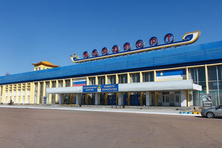 Аэропорт Байкал (UUD)