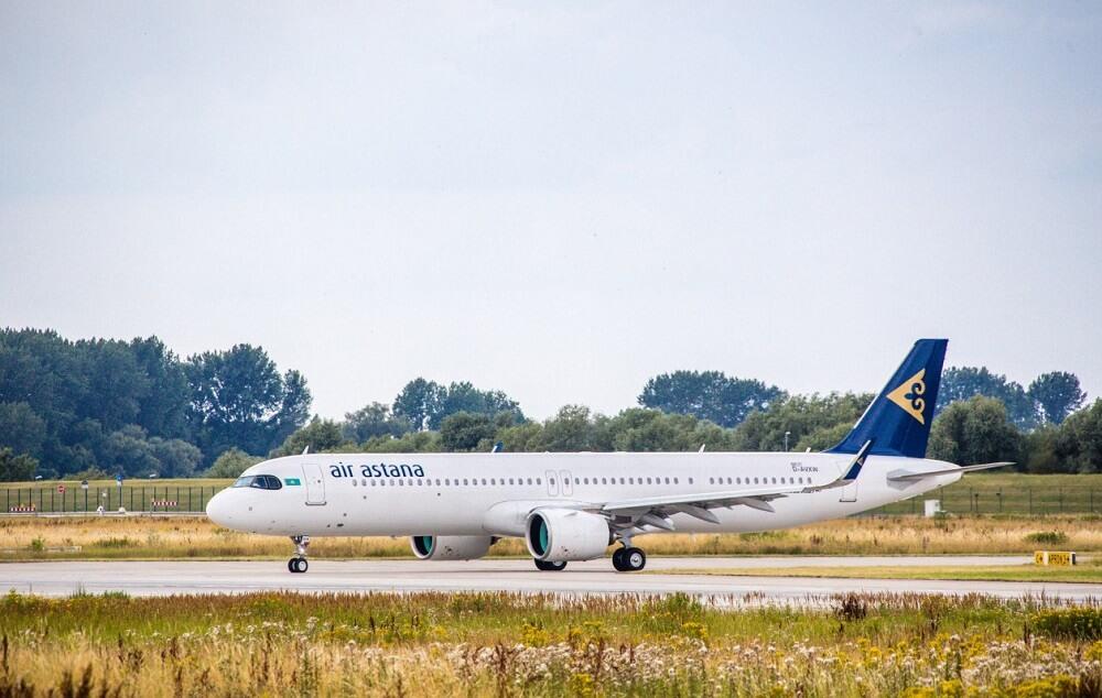Авиапарк Air Astana