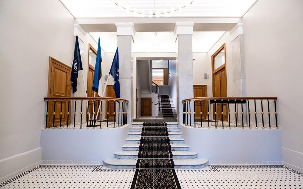 Посольство и Консульства Эстонии в РФ