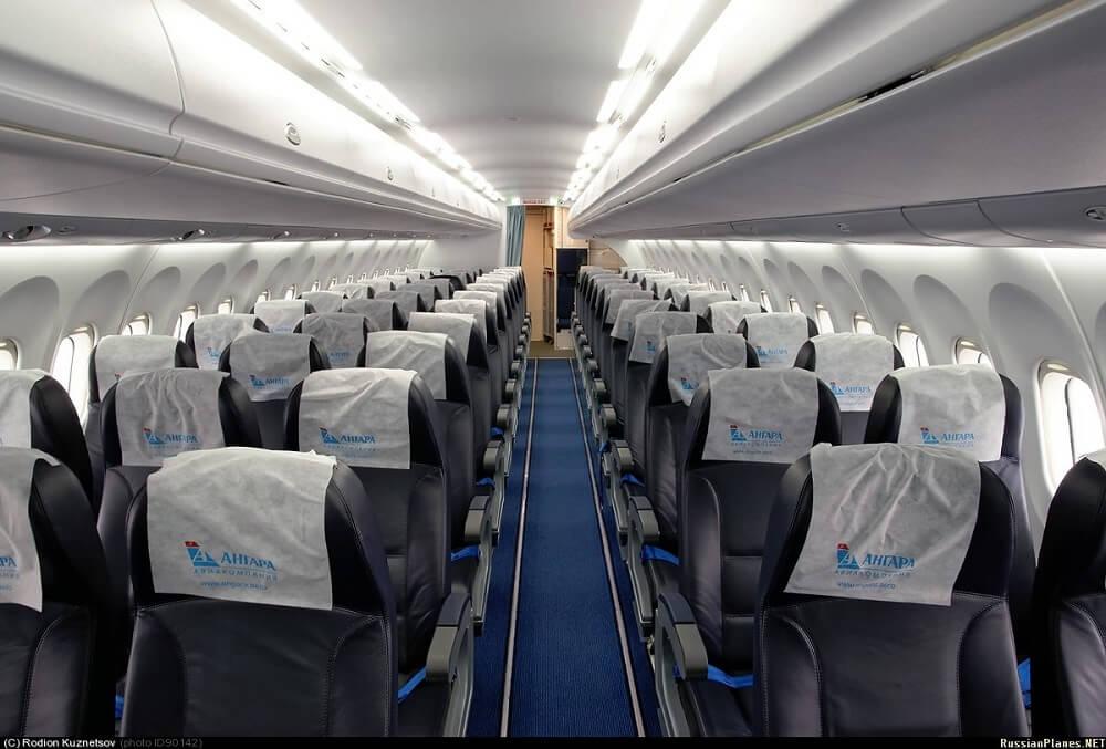 Ангара авиакомпания