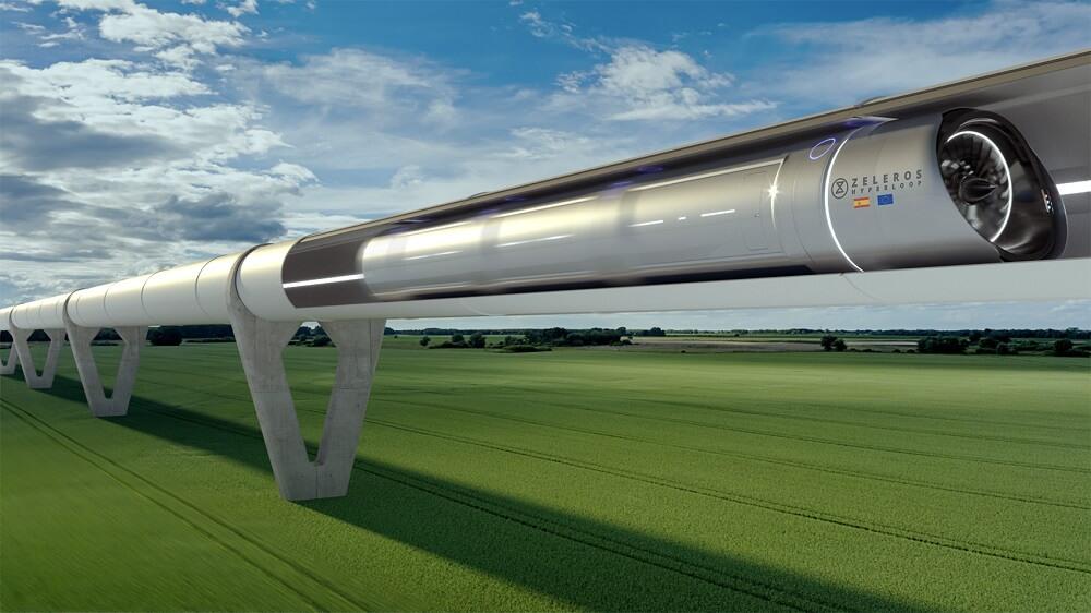 Hyperloop — это