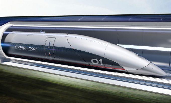 Hyperloop — будущее уже близко