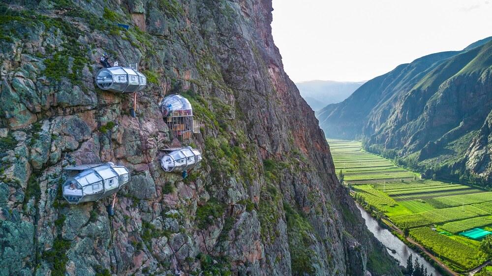 Skylodge Suites (Перу)