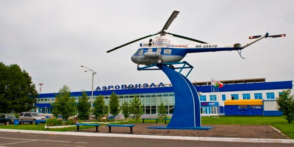 Аэропорт Новокузнецк Спиченково (NOZ)
