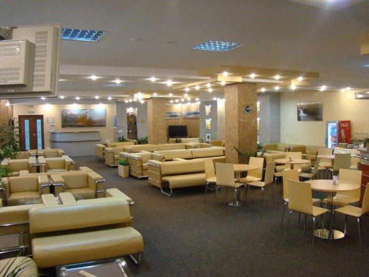 Услуги VIP-зала Аэропорт Норильск