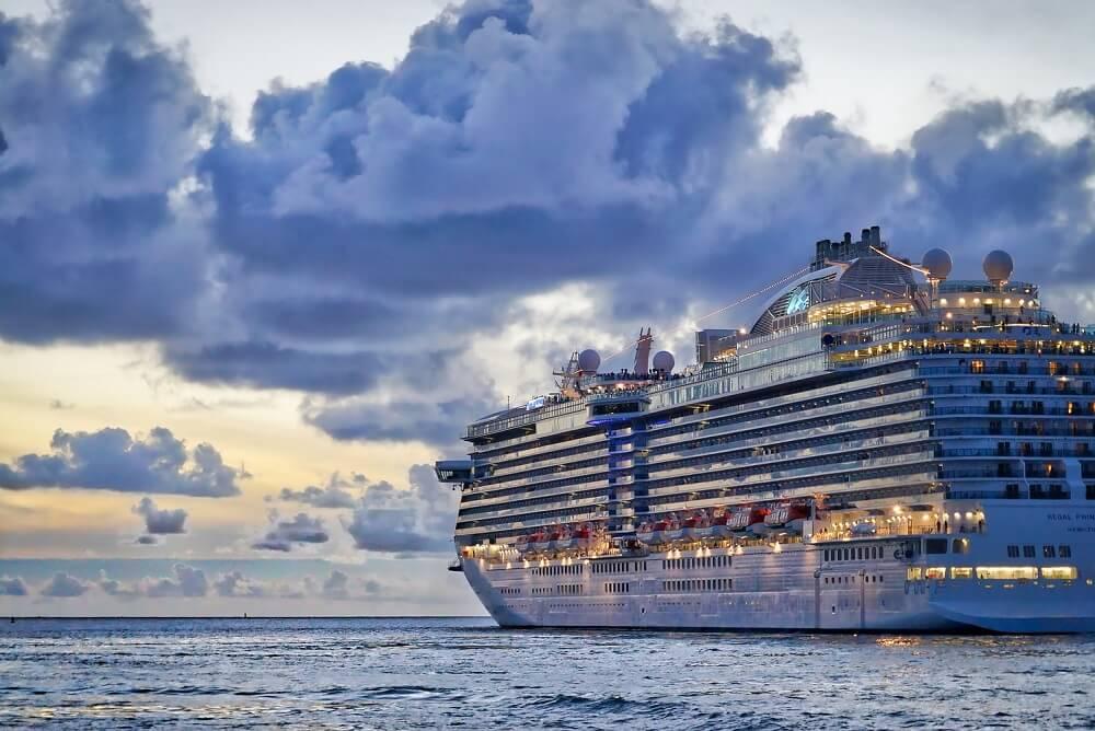 Кругосветное путешествие на лайнере