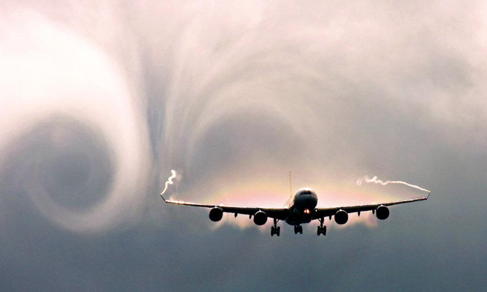 Что такое турбулентность