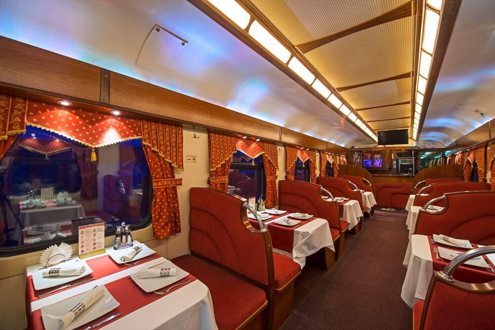 Гранд сервис Экспресс Вагон ресторан