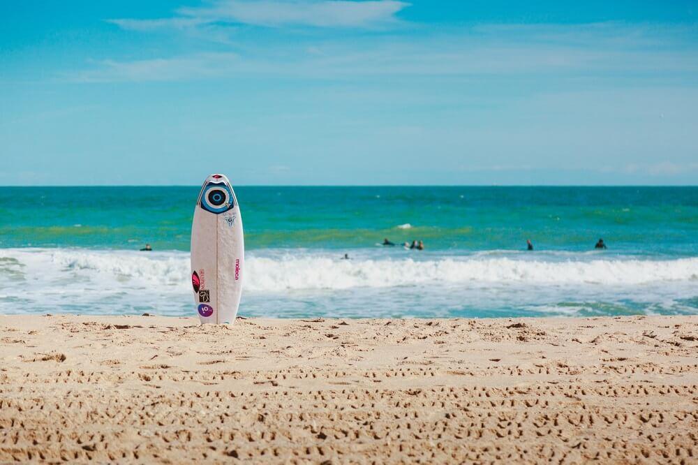 серфинг доска